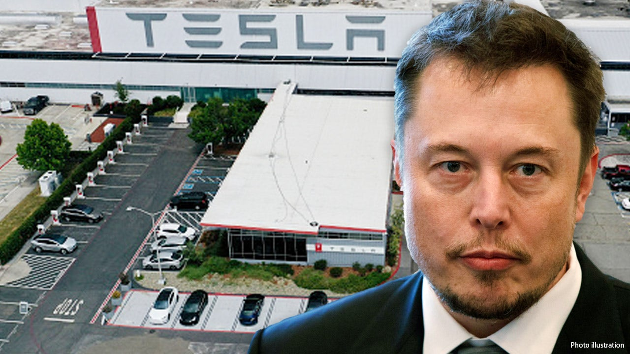 Tesla stock sinks ahead of Battery Day