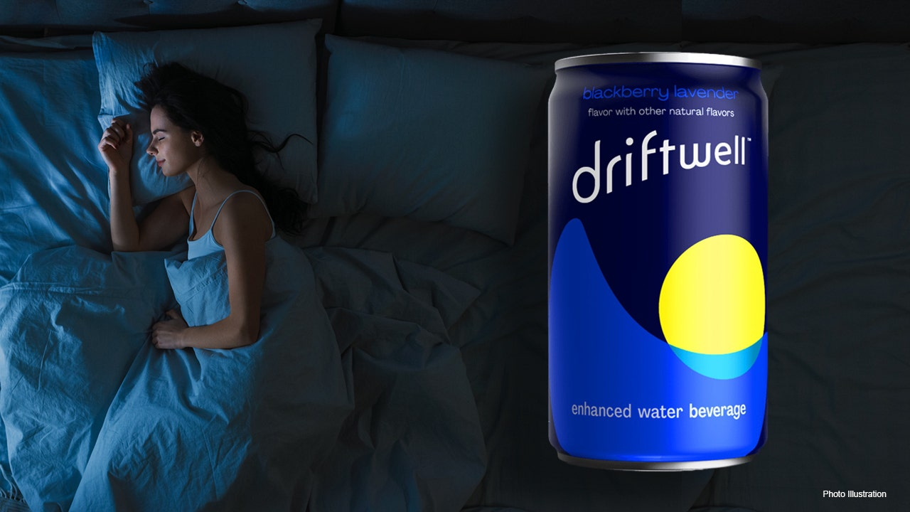 PepsiCo's new DriftWell aimed at aiding relaxation and sleep  image
