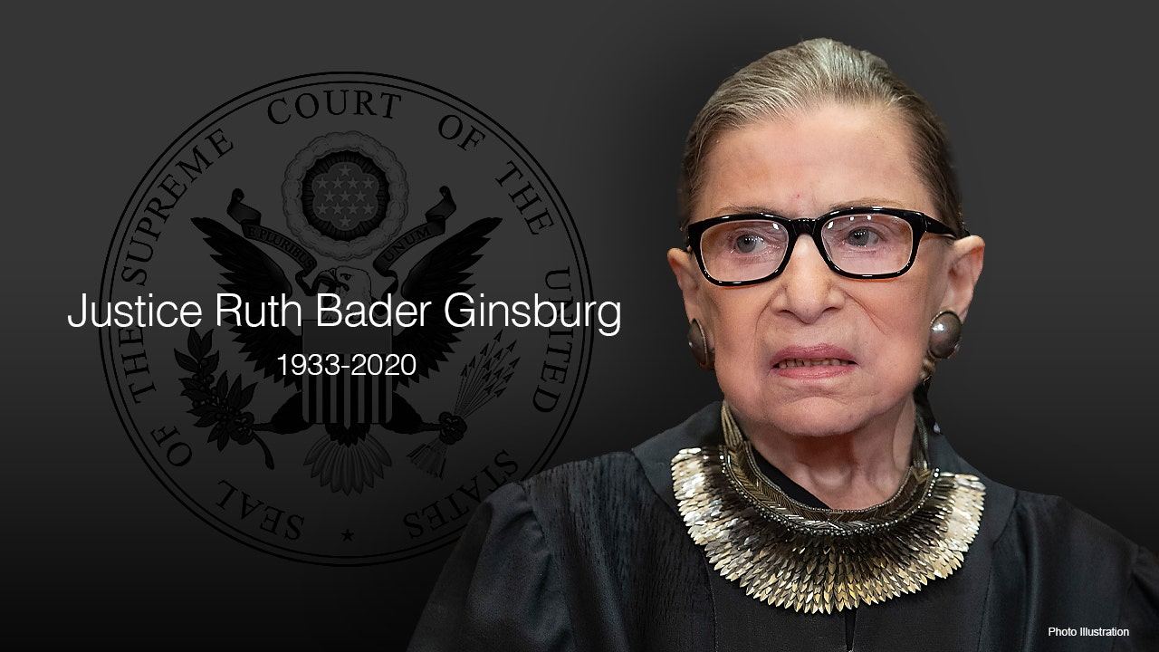 Apple's Tim Cook, other business leaders react to Ruth Bader Ginsburg's passing