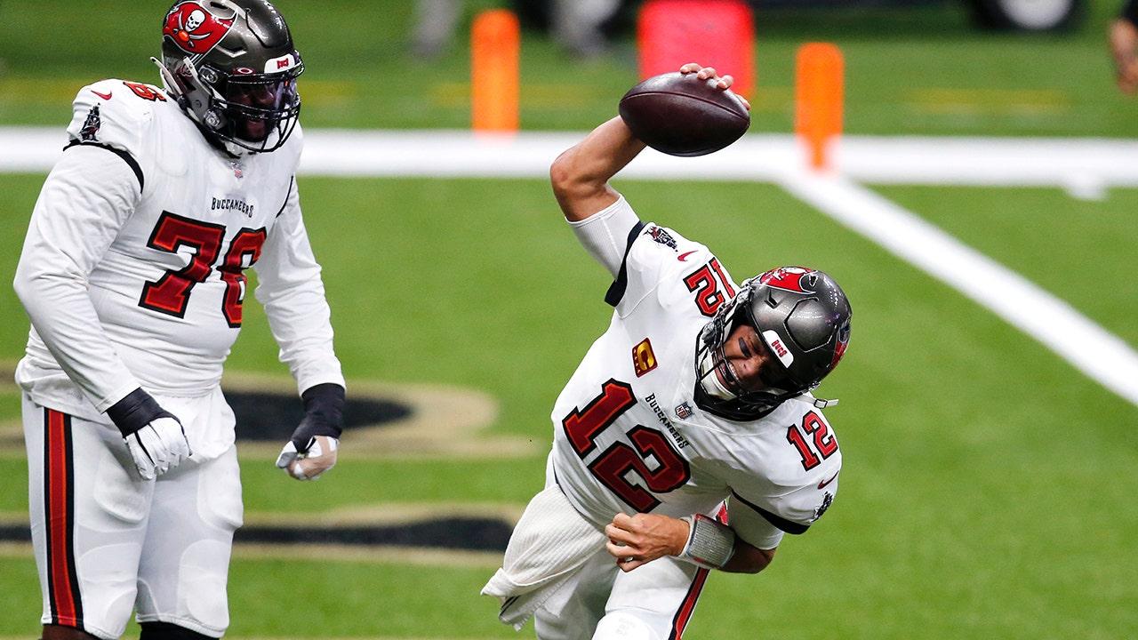 Tom Brady leads NFL jersey sales after first weekend of 2020 season Fanatics sees improvement – Fox Business