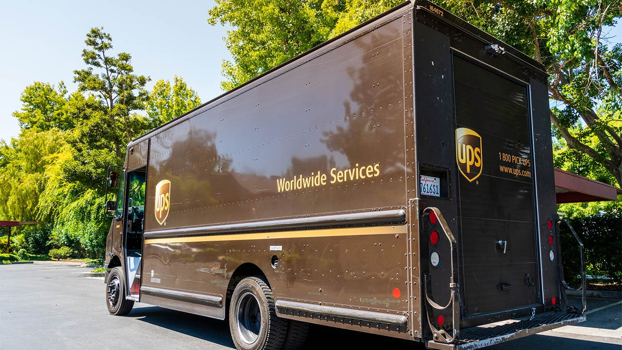 UPS offering buyouts to management workers - Fox Business thumbnail