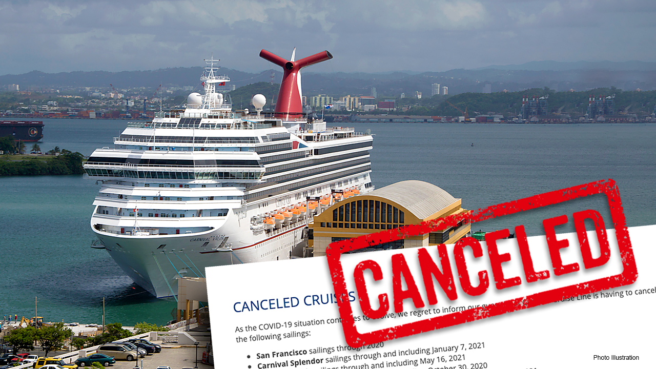 Carnival Cruise Line Cancels More Voyages Sells 2 Ships Fox Business