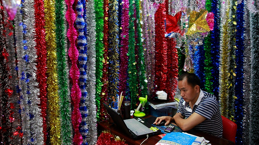 Coronavirus takes the joy out of Christmas season for Chinese factories
