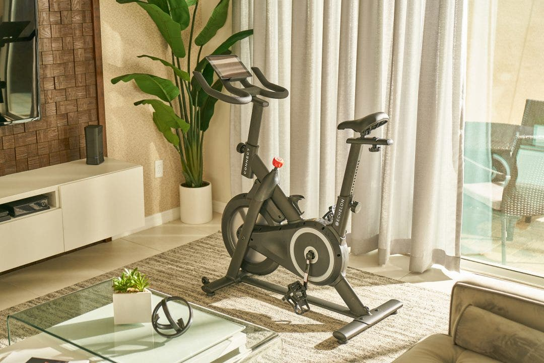 Amazon teams up with Echelon to unveil more affordable exercise bike