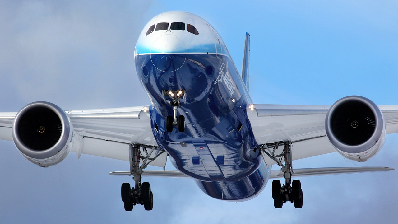 Boeing gearing up for 787 move to this state