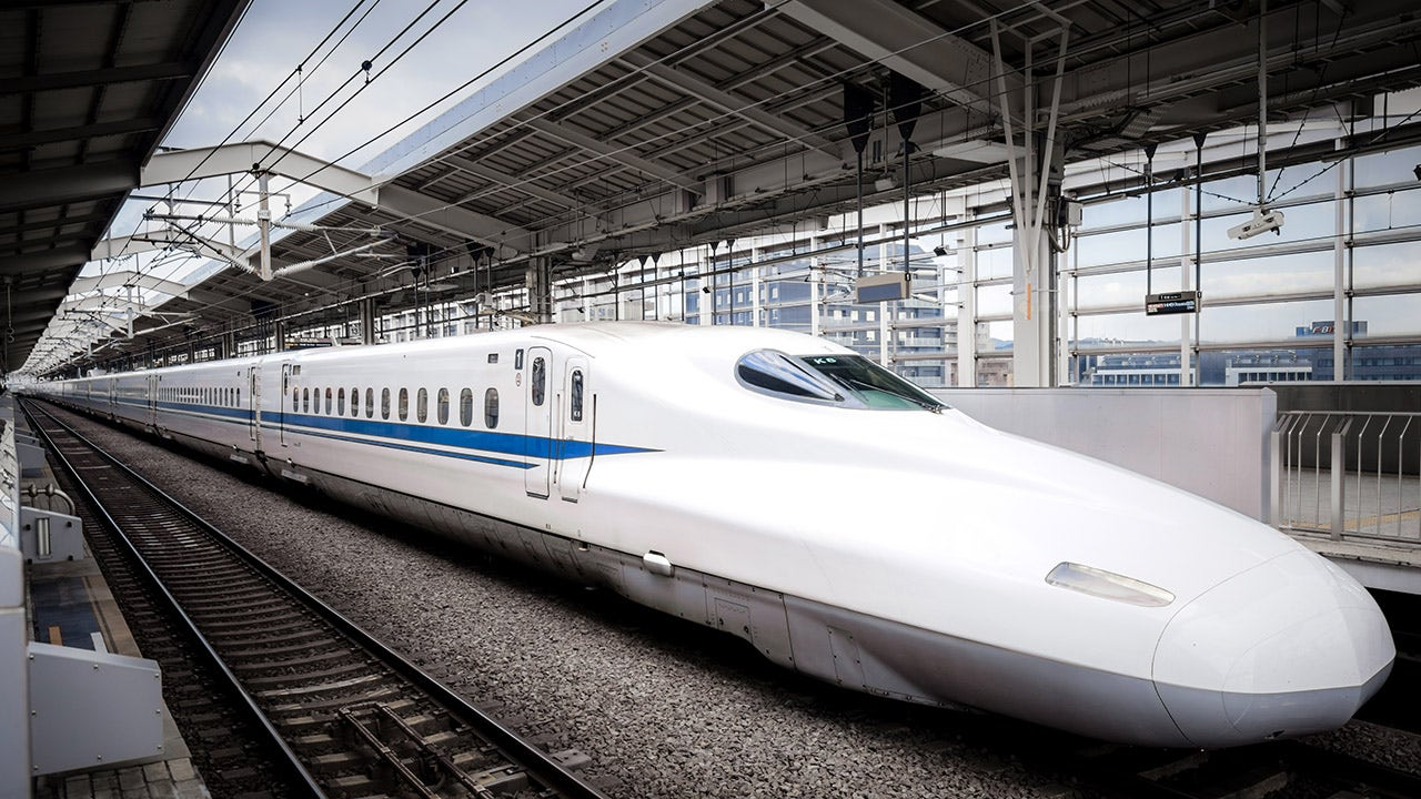 US bullet train clears 2 key regulatory hurdles, company says