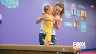 Children's gymnastics gym in Chicago pivots amid coronavirus pandemic