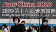 China opens auto show under anti-disease controls
