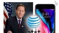 AT&T plan for advertising subsidized cellphones hits Senate roadblock