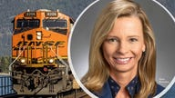 Warren Buffett's railroad names Kathryn Farmer to be 1st female CEO of a major U.S. railroad