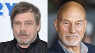 Mark Hamill, Patrick Stewart face off in series of Uber Eats ads