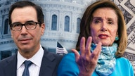 Mnuchin, Pelosi agree to revive coronavirus relief talks as Dems draft $2.4T proposal