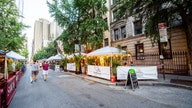 NYC gave up 8,550 parking spots for al fresco dining amid COVID