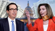 Mnuchin, Pelosi make last-ditch push for coronavirus relief deal ahead of November election