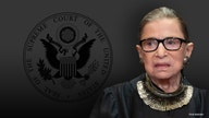 Ruth Bader Ginsburg's famed 'Dissent Collar' is back at Banana Republic, with a new name