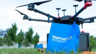 Walmart testing drone delivery of grocery, household essentials