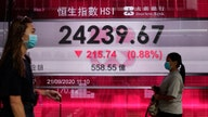 Asian shares down for second day, dollar rises in Far East trading