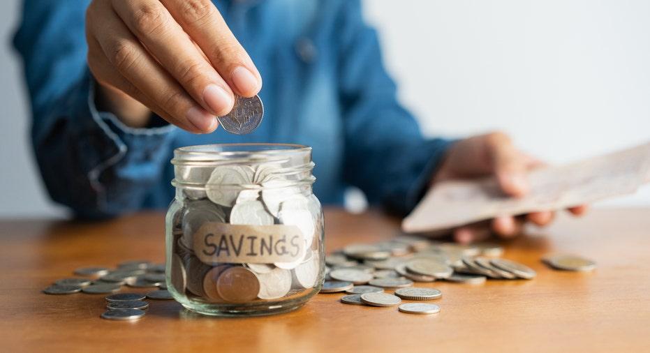 Credible no savings account iStock 1185358443