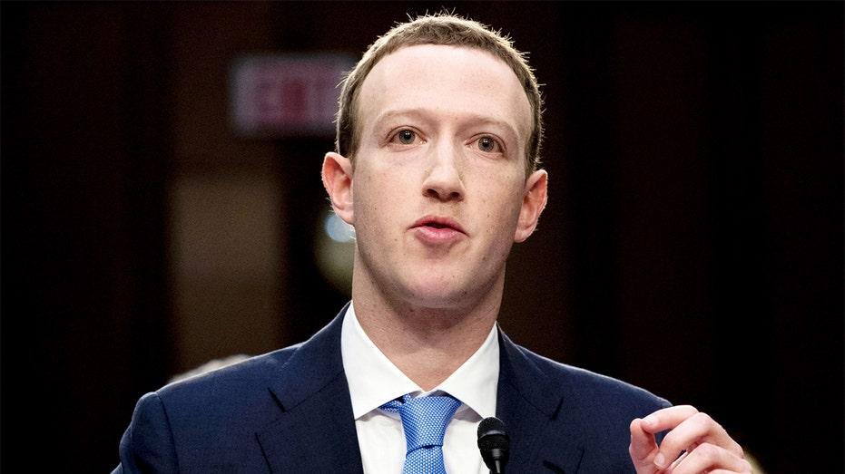 Facebook CEO Mark Zuckerberg earnings