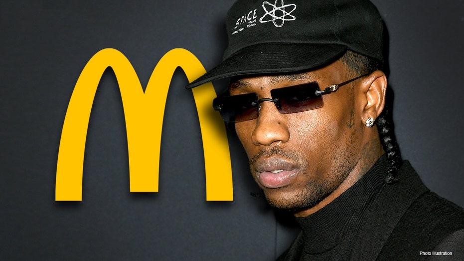 Mcdonald S Travis Scott Partnership Launches Rapper S Favorite Meal Hits Menus Fox Business