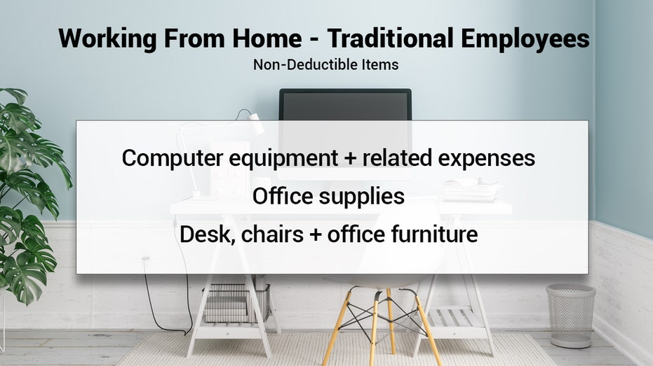 Tax Deductions When Working From Home Everything To Know Fox Business