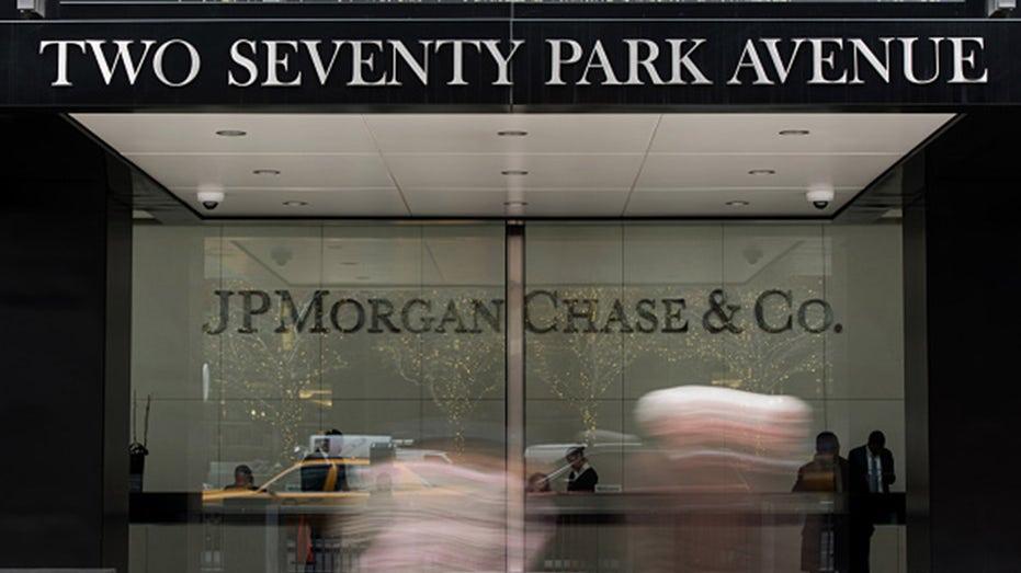 JPMorgan shifts €200bn of assets to Frankfurt