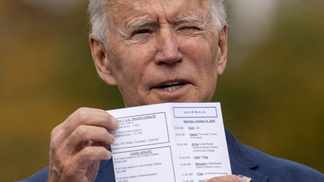 Biden becomes biggest all-time spending in presidential ad wars