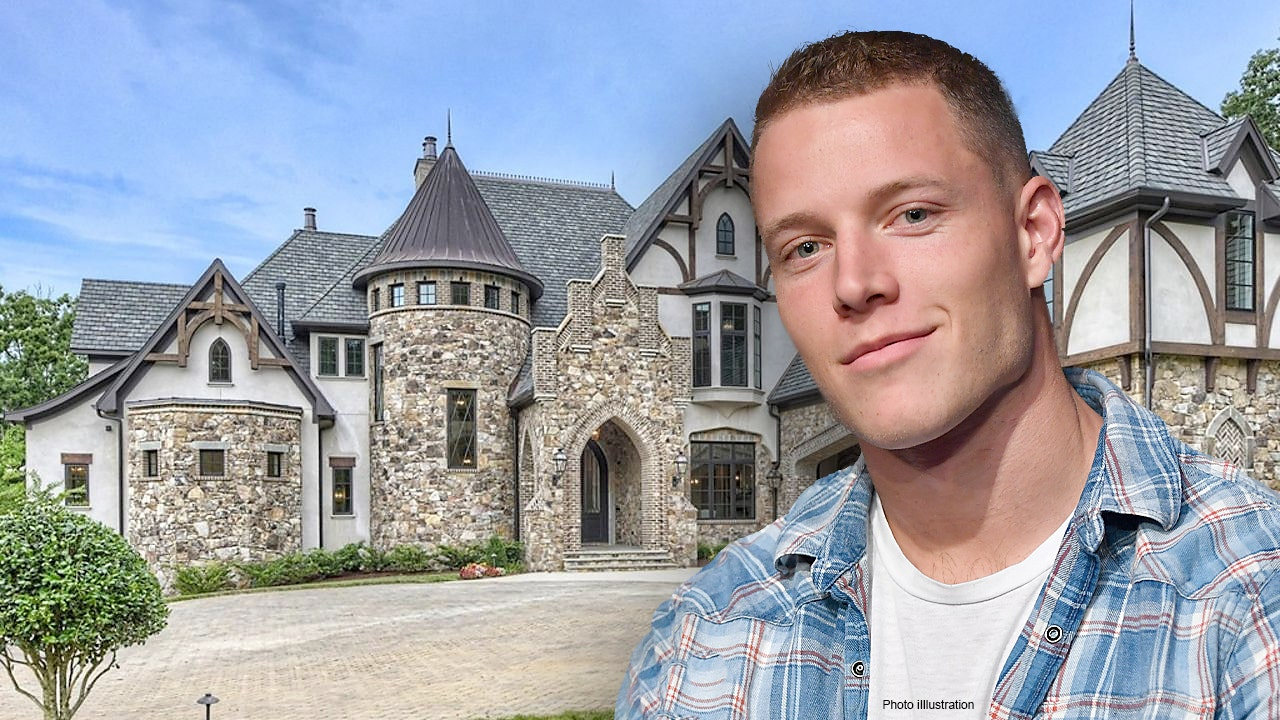 Carolina Panthers Rb Christian Mccaffrey Is Reported Buyer Of Mansion With Record Price Fox Business