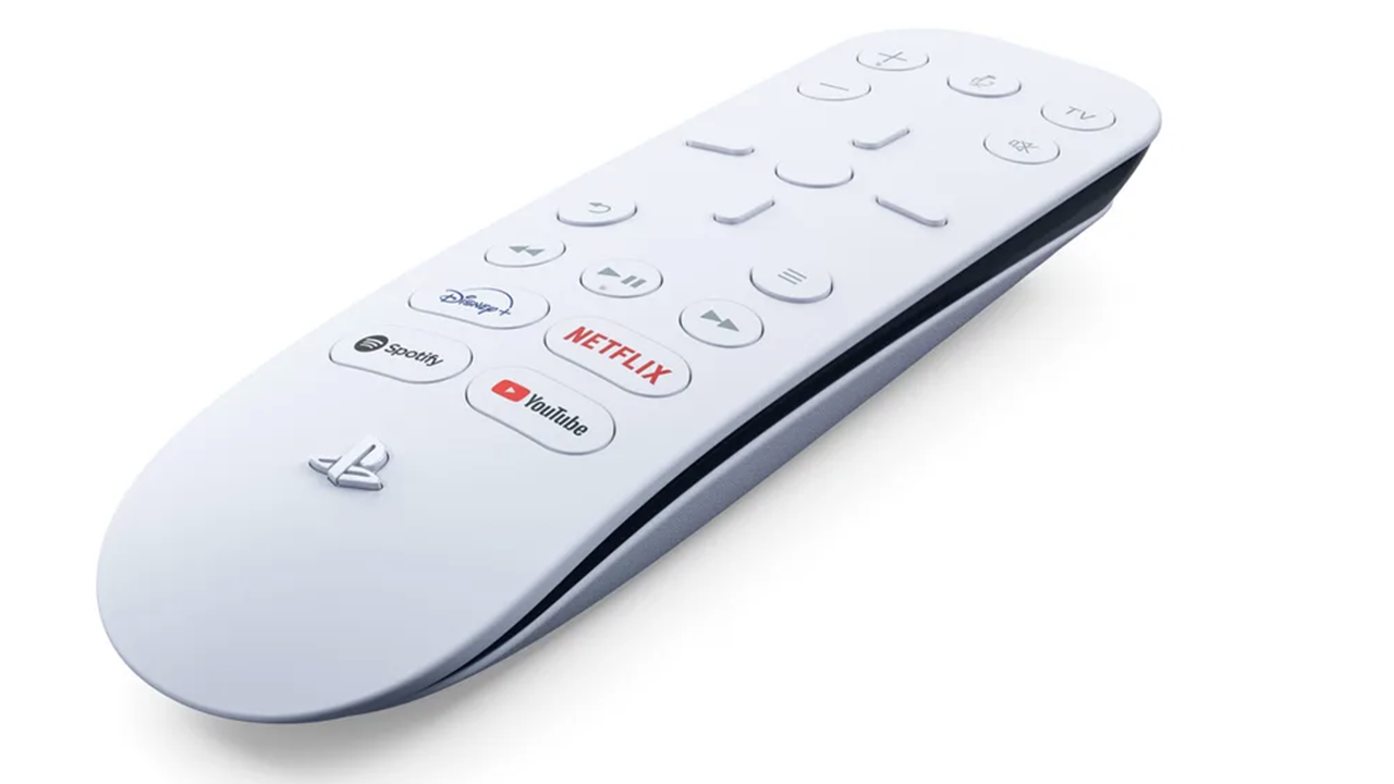 Sony unveils PlayStation 5 media remote that goes beyond gaming -