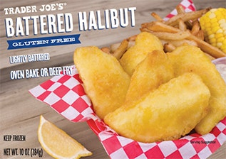Trader Joe's gluten-free halibut recalled over undeclared allergens