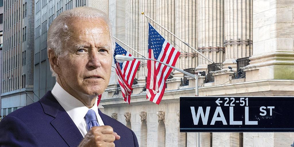 Wall Street donations favor Trump rival Joe Biden by smaller margin than Hillary Clinton