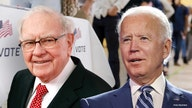 Biden touts Warren Buffett call during virtual fundraising event with donors