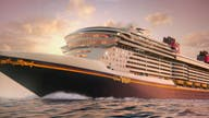 Disney Cruise Line's new biggest ship, Disney Wish, gets date for maiden voyage