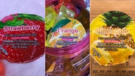 Fruit jelly cups recalled over potential choking hazard, FDA warns