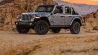 Jeep Wrangler could set record sales this year despite coronavirus pandemic, brand boss says