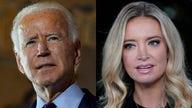 Joe Biden's tax plan will raise rates for all, Kayleigh McEnany claims