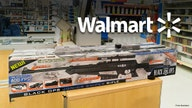 Walmart returns guns, ammo to sales floor following brief removal
