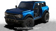 Ford family member donating 'sold out' 2021 Bronco to St. Jude's charity auction