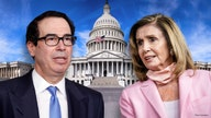Pelosi, Mnuchin haggle over coronavirus stimulus package price tag as talks continue