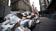 NYC business owner: 'Explosion' of trash another struggle to deal with