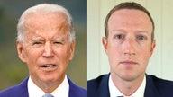 Zuckerberg 'not aware' that Facebook election integrity official worked for Biden