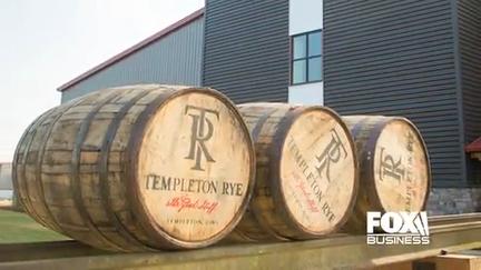 Iowa whiskey distilled to help suffering restaurant community amid coronavirus