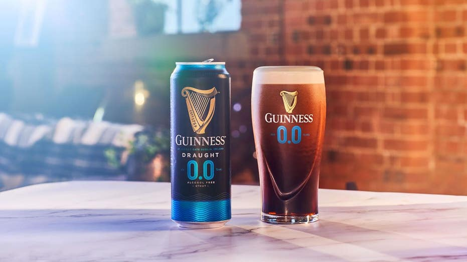 Guinness launch new non-alcoholic beer 'Guinness 0.0'