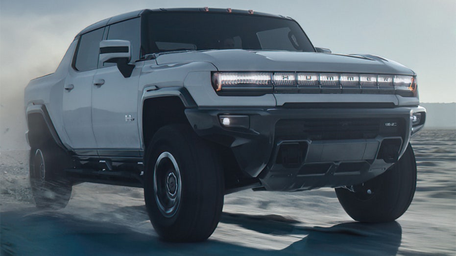 GMC unveils 2022 Hummer EV, world's first all-electric supertruck