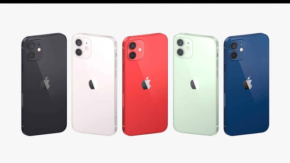 Apple is expected to show strong iPhone sales after the delayed launch of the iPhone 12 weighed on its fourth-quarter revenue. (Apple via AP)