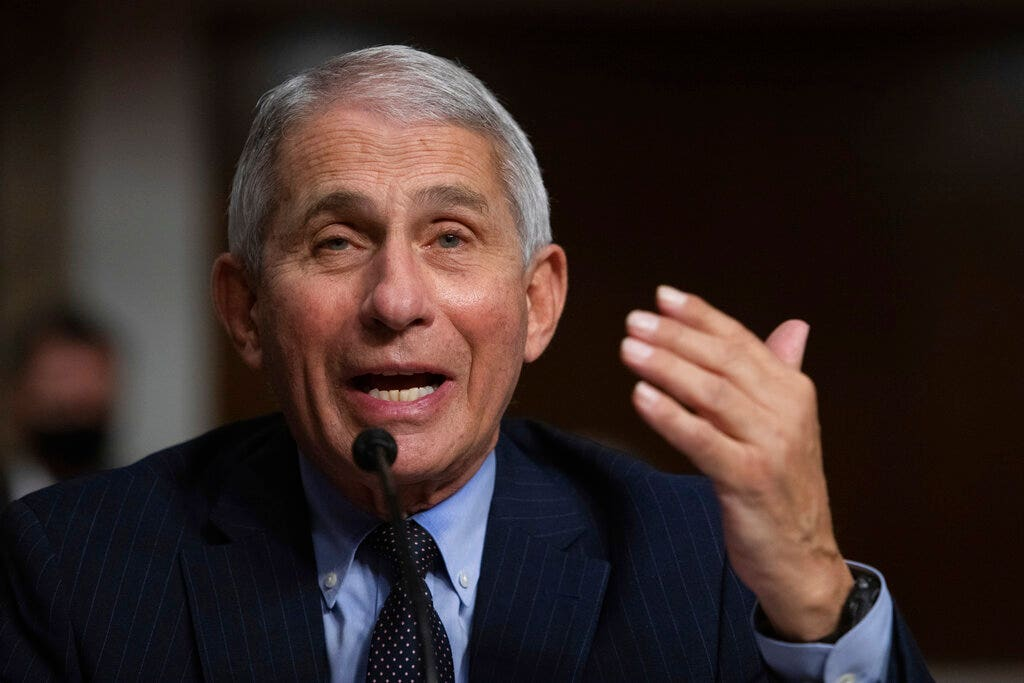 Anthony Fauci calls on New York to accept FDA approval of vaccine
