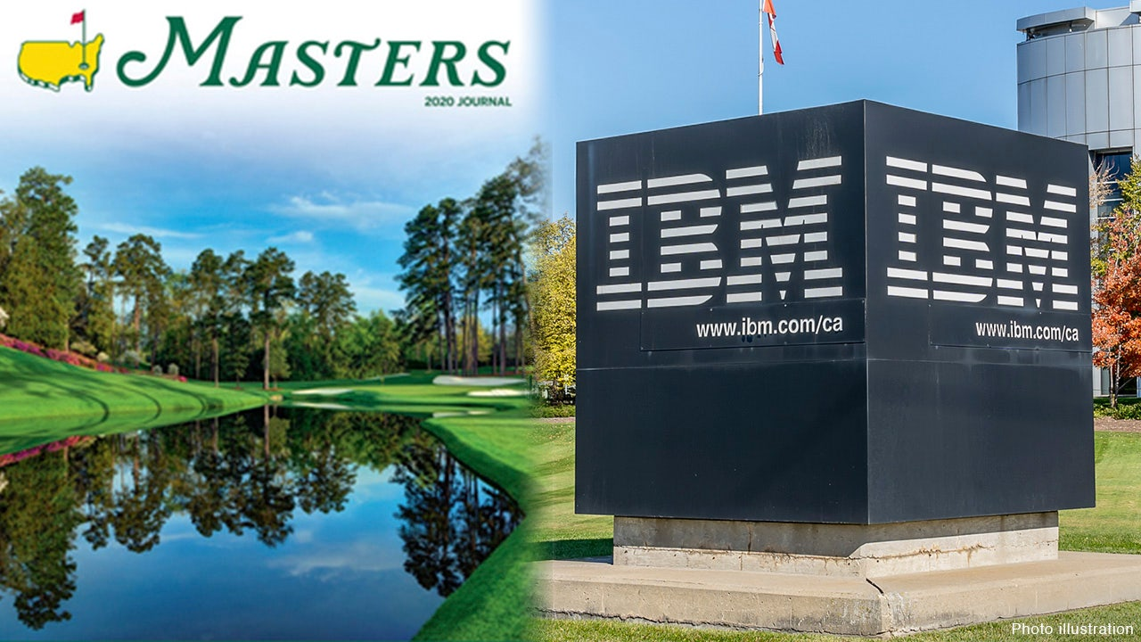 The Masters looks to 'ace' fan experience with IBM's Watson – Fox Business