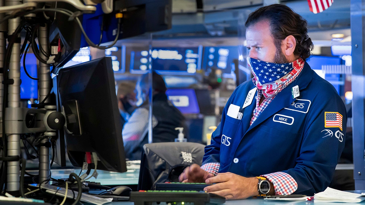 Stocks higher day after Fed signals a tapering could begin 'soon' projects future interest rate hike – Fox Business