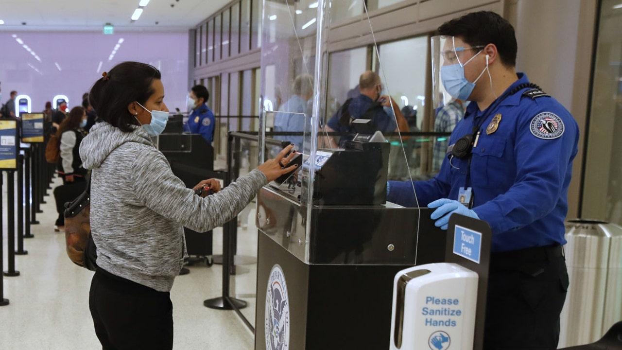 TSA screens 3 million over weekend despite CDC warnings against travel