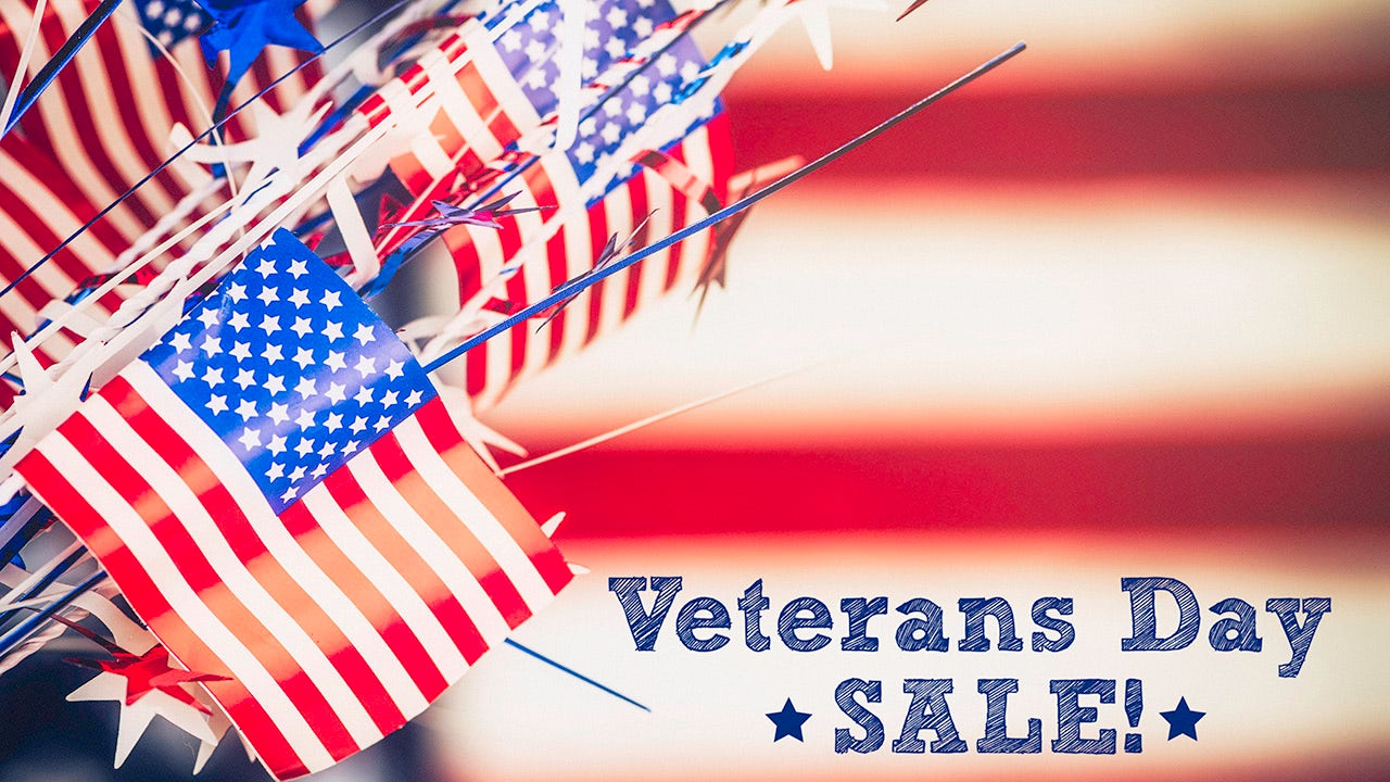 These Retailers Are Offering Veterans Day Discounts Fox Business